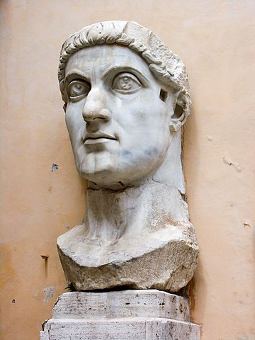 History of Constantine the Great
