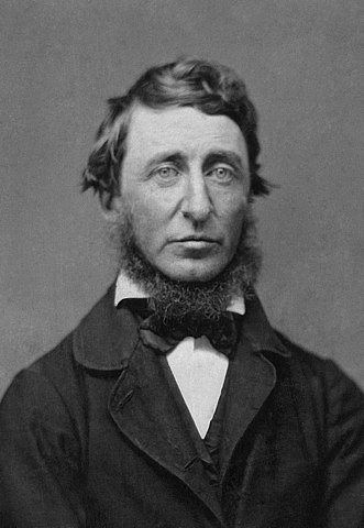 History of Henry David Thoreau