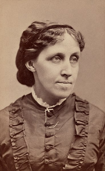 History of Louisa May Alcott
