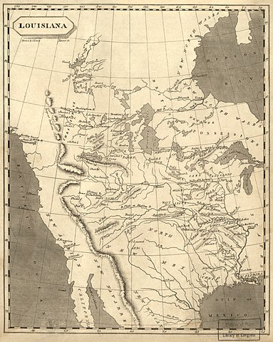 History of Louisiana Purchase
