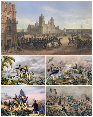 History of Mexican American War