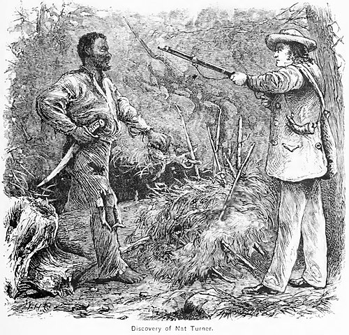 History of Nat Turner