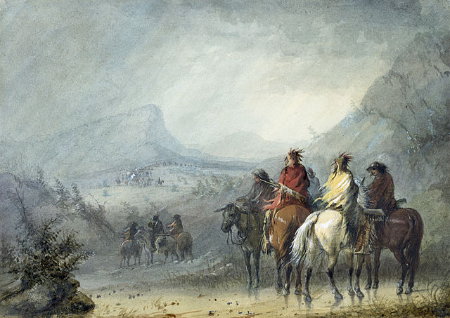 History of Oregon Trail