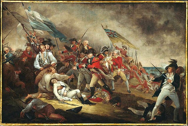 History of The Battle of Bunker Hill