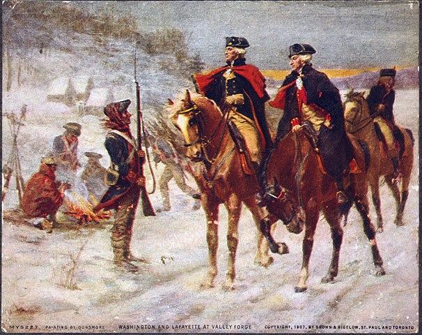 History of Valley Forge