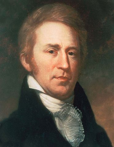 History of William Clark