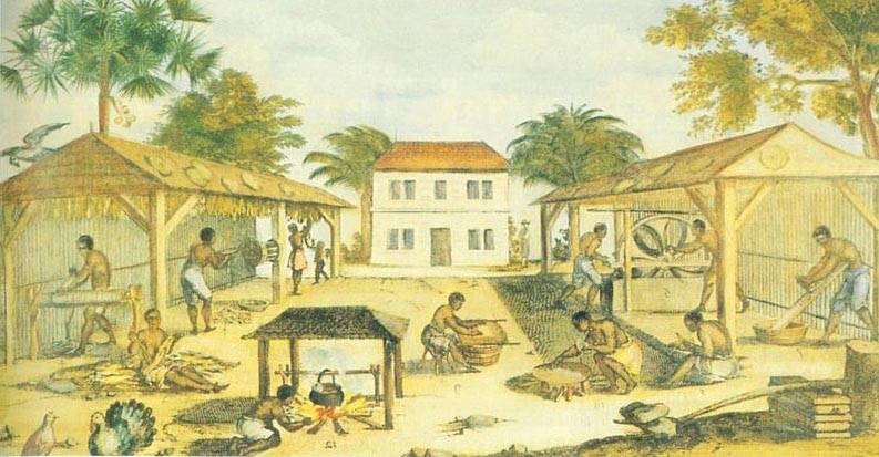 History of The Spread of Slavery