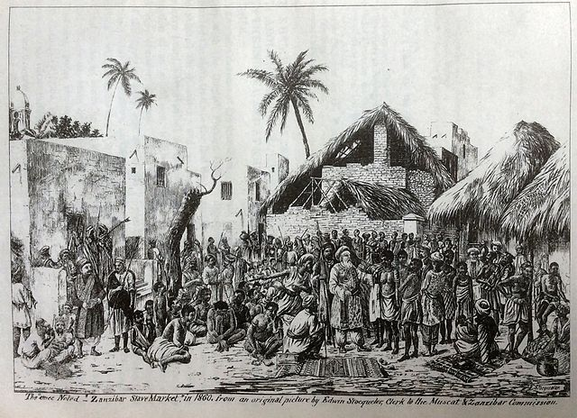 History of The Slave Markets