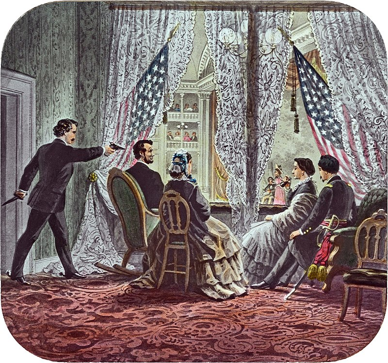 History of Lincoln's assassination