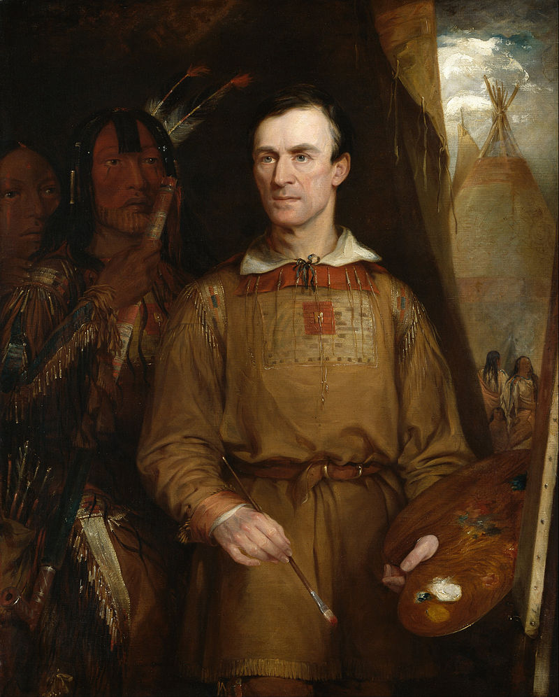 History of George Catlin