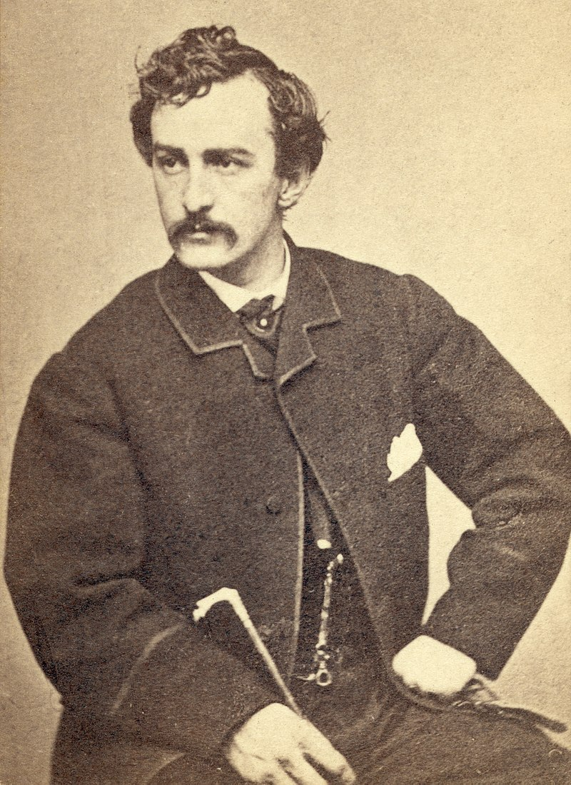 History of John Wilkes Boothe
