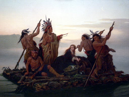 History of Native American Depictions