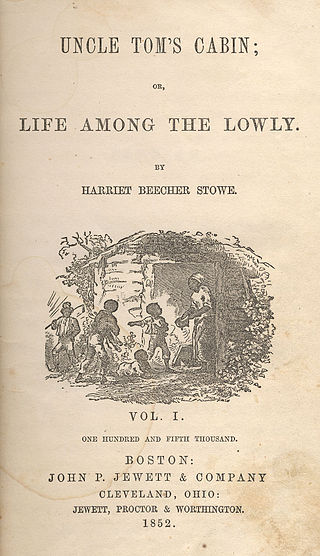History of Literature about Slavery